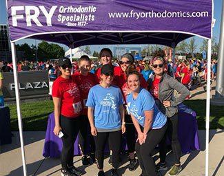 Fry Orthodontics Values 10