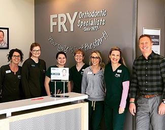 Fry Orthodontics Values 11