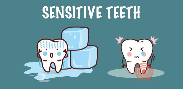 sensitive teeth reasons