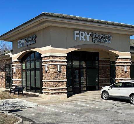 Fry Orthodontics Olathe Office