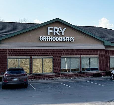 Fry Orthodontics Overland Park Office